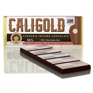 Caligold ~ Milk Chocolate Bar ~ OG Kush Image