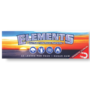 Elements Ultra Rice Papers ~ 1 1/4 & King Image