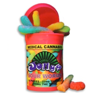 Jolly ~ Sour Worms Image