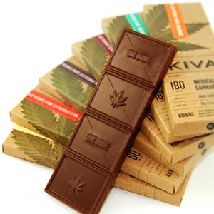 Kiva Mint Moroccan Chocolate Image