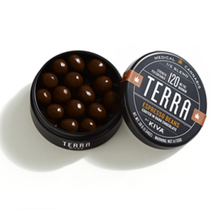 Kiva Terra Bites ~ Chocolate Covered Espresso Beans Image