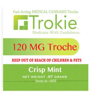 Trokie Lozenge ~ Crisp Mint Image