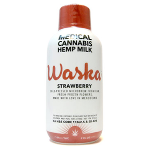 Waska 150mg Strawberry - Out of Stock Image