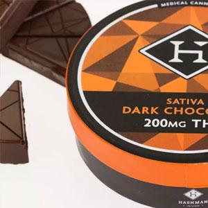 Hashman ~ Sativa Dark Chocolate Image