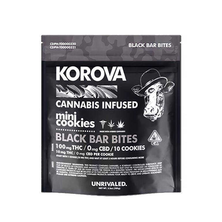 Korova Black Bar Bites Image