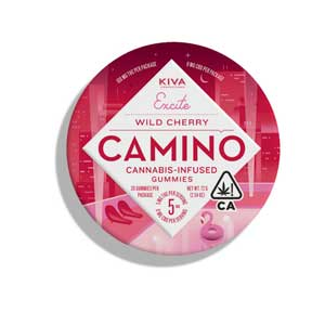 Kiva ~ Camino Wild Cherry (Excite) Image