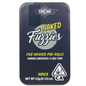 Sublime Naked ~ Indica Image