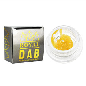 Royal Dab ~ Banana OG Diamonds Image